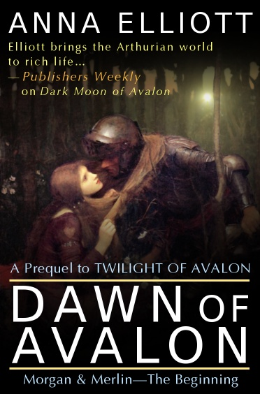 Dawn of Avalon Cover
