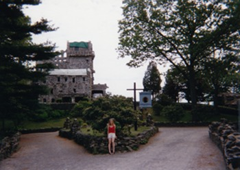 Gillette Castle not being open.