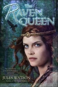 raven queen cover